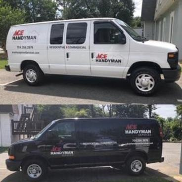 ACE Handyman Services Fleet