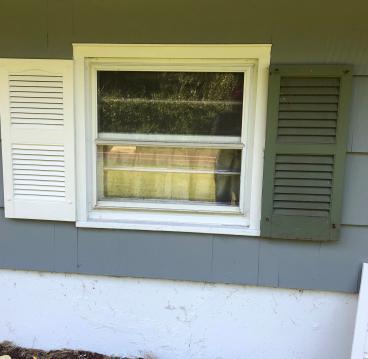 Window Shutters Installation