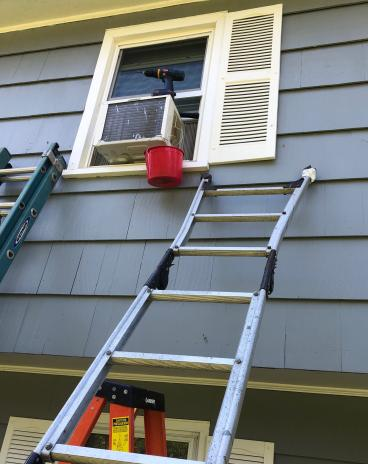 Window Shutters Job