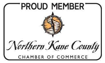 Proud Member of the Northern Kane County Chamber of Commerce