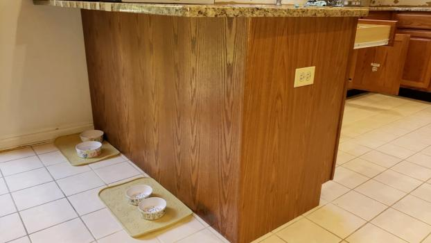 Cabinet Refresh - Before