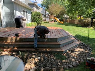 Deck Refresh Project