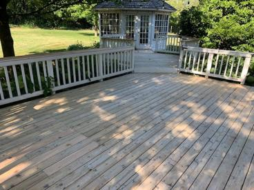Deck Repair After Picture