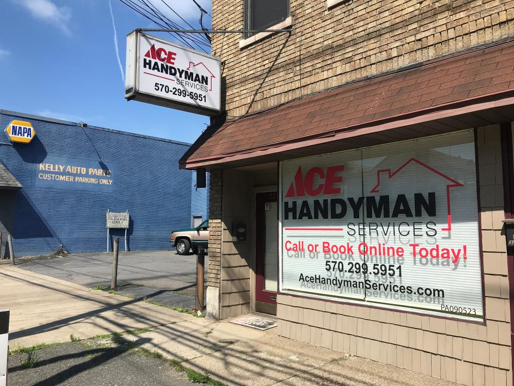 Ace Handyman Services Wilkes-Barre and Scranton