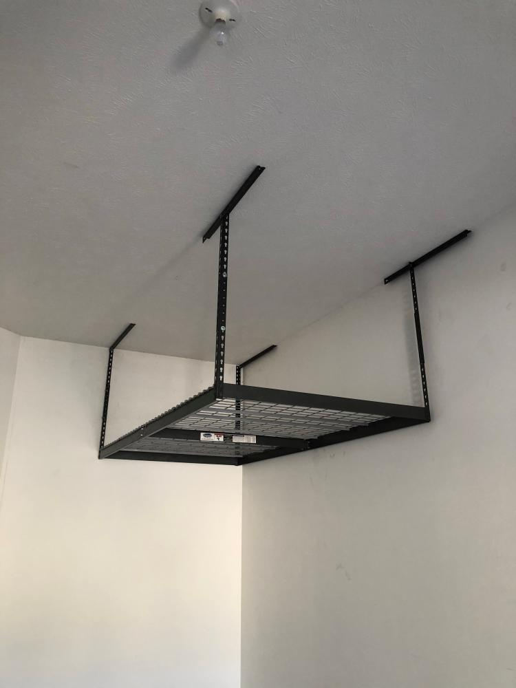 Garage Overhead Storage Rack