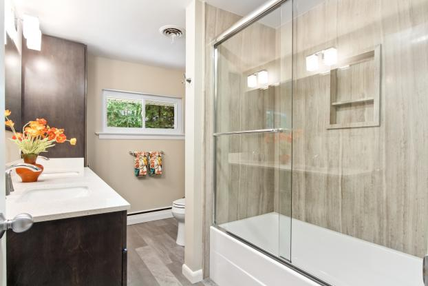 At Re-Bath, we offer so much more than quick installation  - we want to help you create a bathroom you LOVE for a price you can afford, all in one appointment.