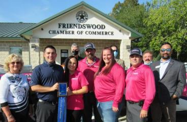 Friendswood Chamber of Commerce - Ribbon Cutting
