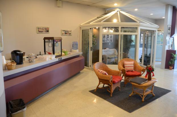 Bondville Showroom