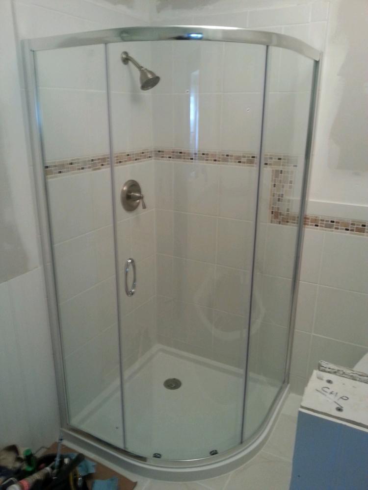 Shower Installation-Frederick, Maryland