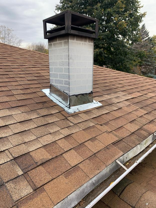 Roof Repair in Hartland Wisconsin - After