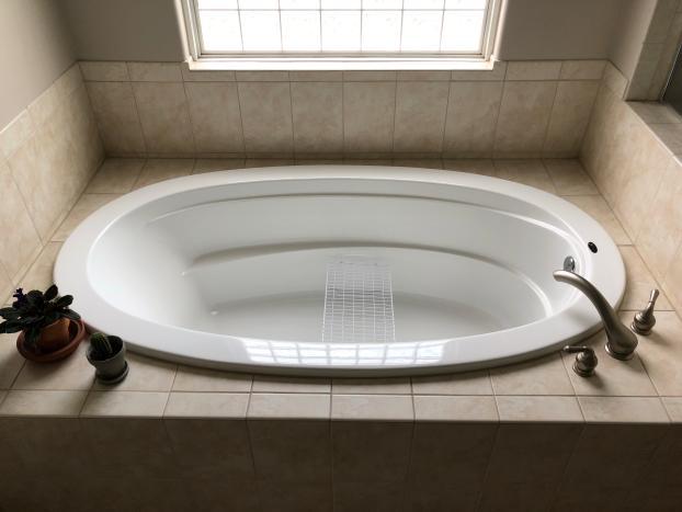 Custom Made Cover For Bathtub