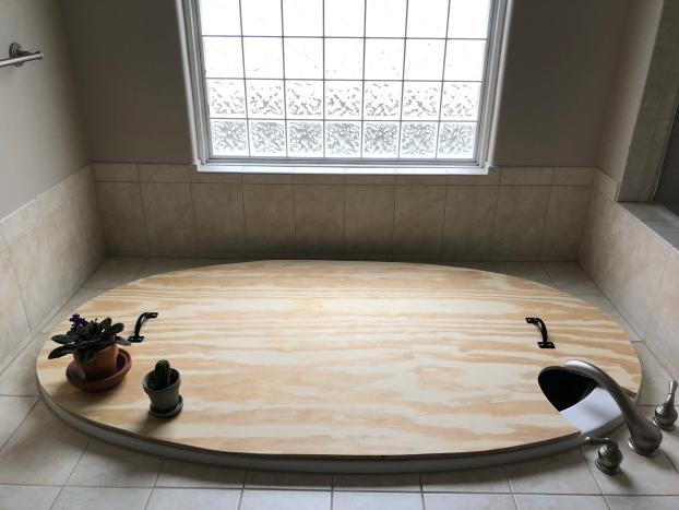 Customized Bath Cover