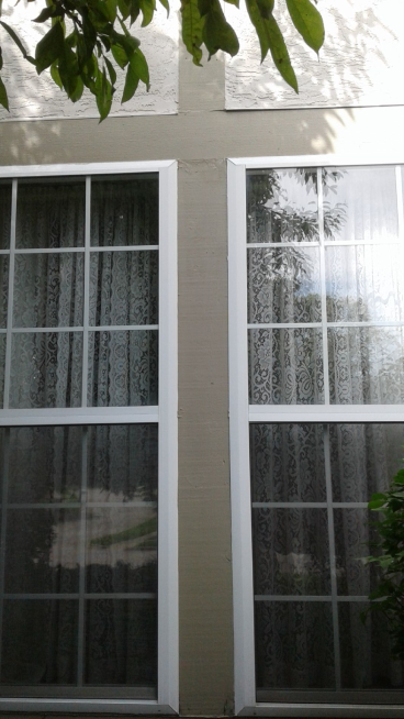 Replaced Exterior Trim Around Windows in Columbus