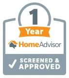 Home Advisor 1 Year Badge