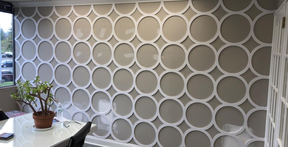 Decorative Wall Hanging Installation