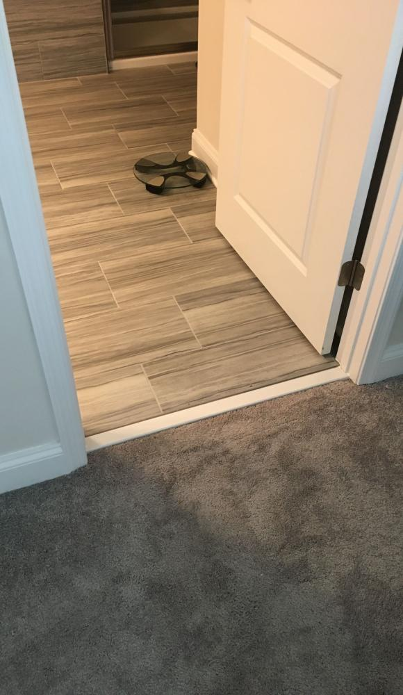 Threshold Installation