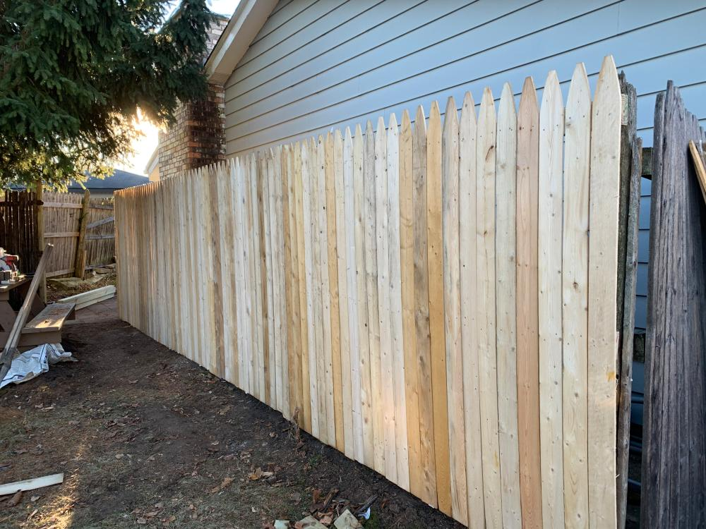 Fence Repair in Waukesha Wisconsin