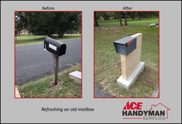 Exterior - Mailbox Replacement