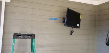 TV Mount Job in Tallahassee