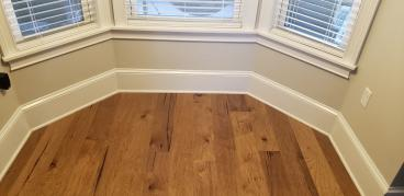 Built in bay seat custom build in Tallahassee