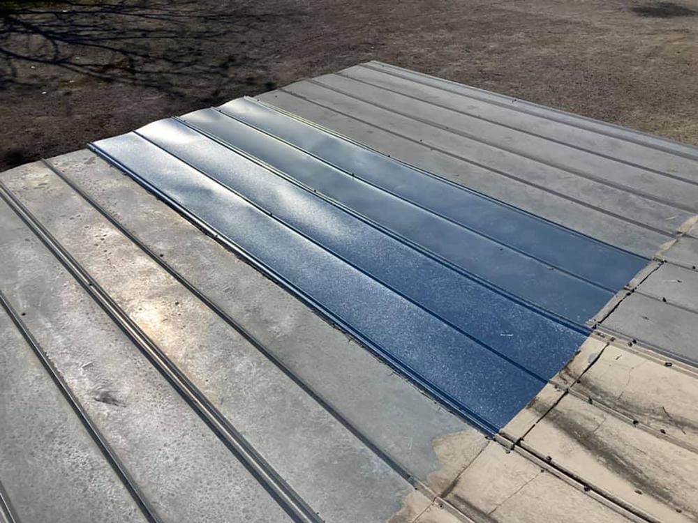 Reinstalling Roof Panels