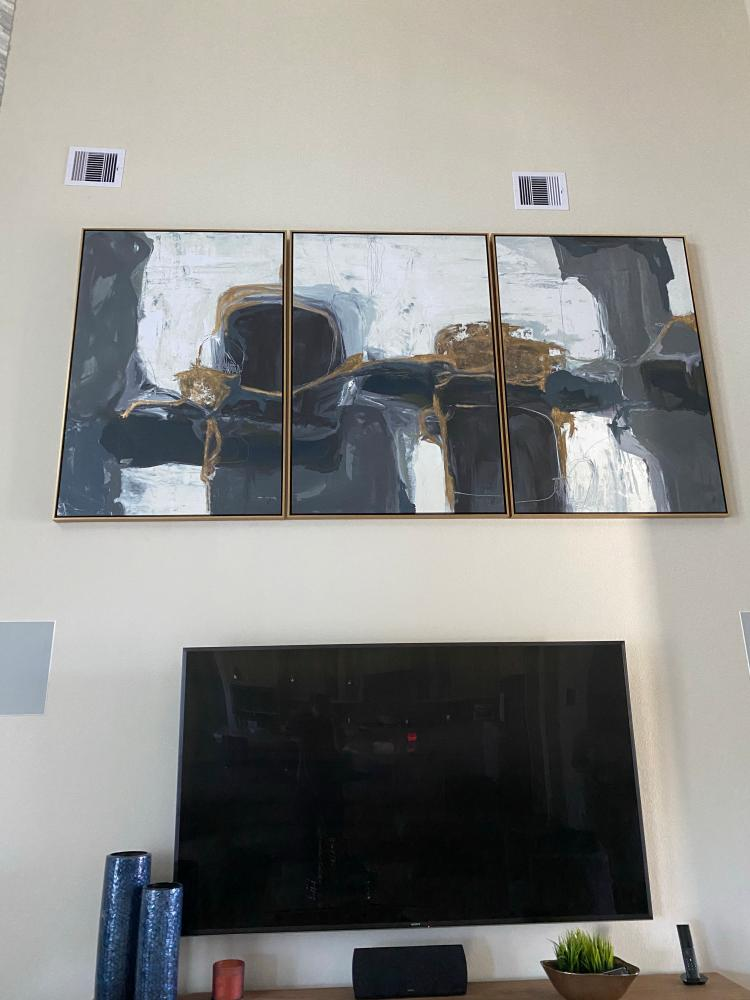 Tv Mount and Wall Art