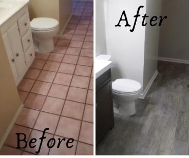 Bathroom Remodel in Columbus