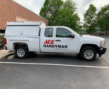 Ace Handyman Services Truck