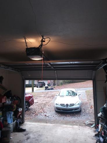 Garage Door Opener Installation in Tallahassee