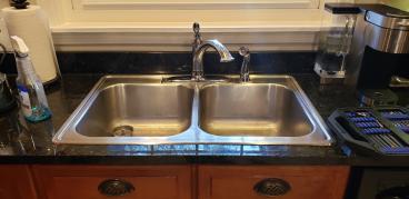 Sink Installation in Tallahassee