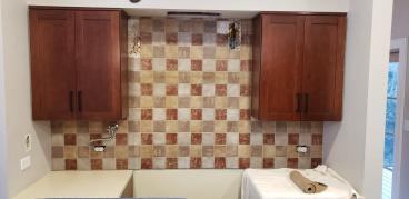 Kitchen Tile Backsplash Installation in Tallahassee