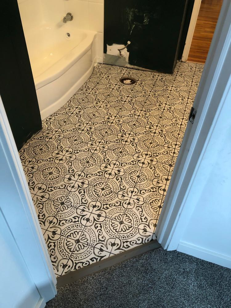 Gorgeous New Floor