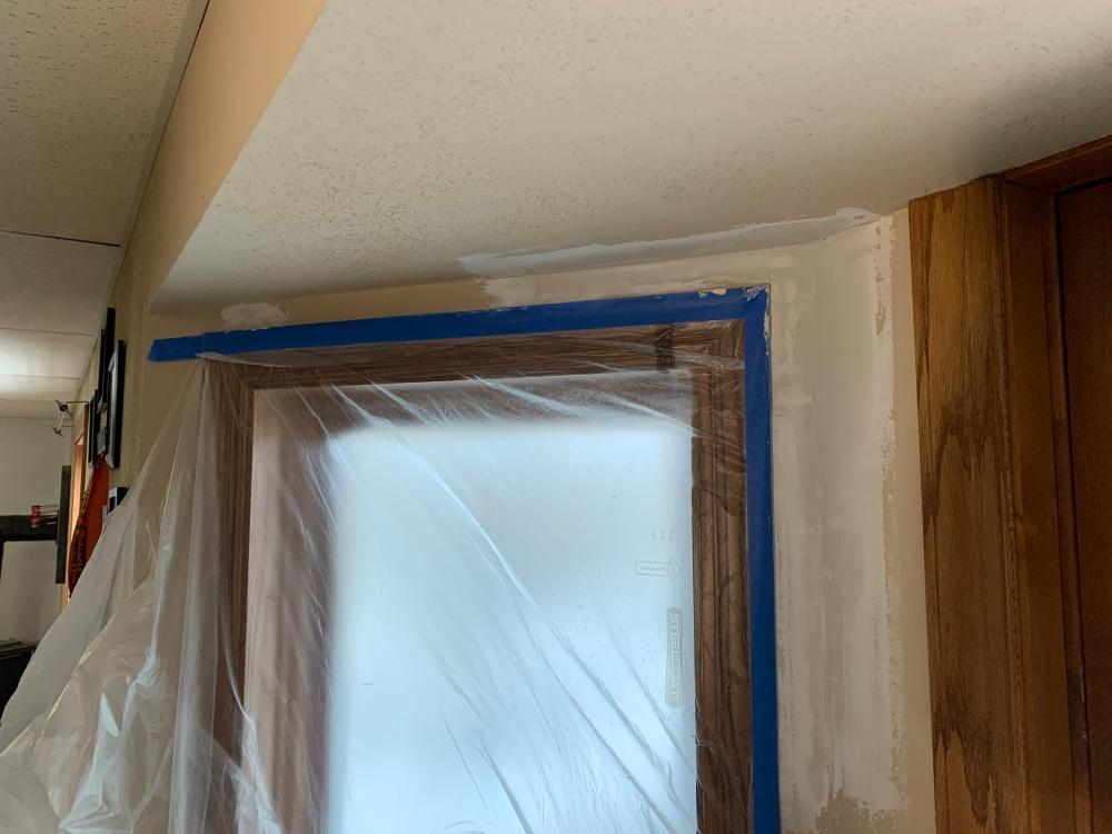 Drywall repair in Delafield Wisconsin