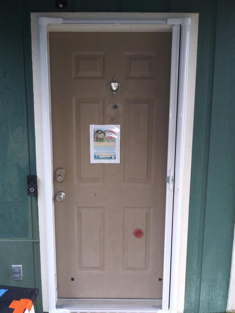 Door Replacement in Tallahassee