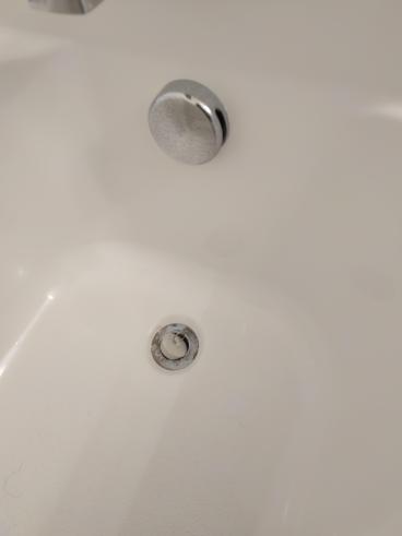 Bathtub Stopper Repair