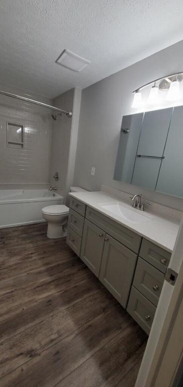 Bathroom Remodel in Lew Center