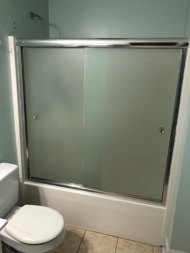 Sliding Shower Doors in Felton