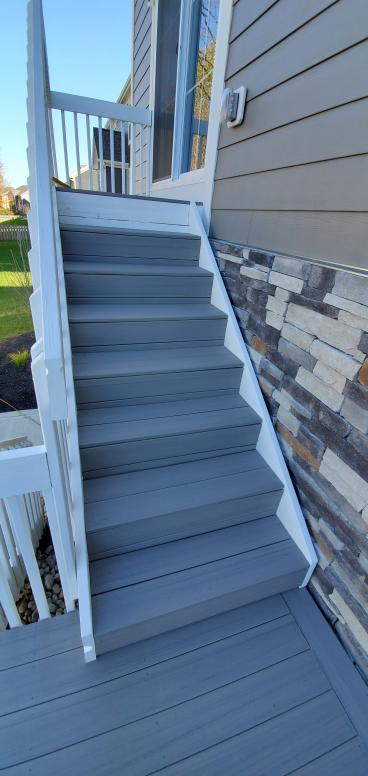 Deck Resurfacing in Westerville