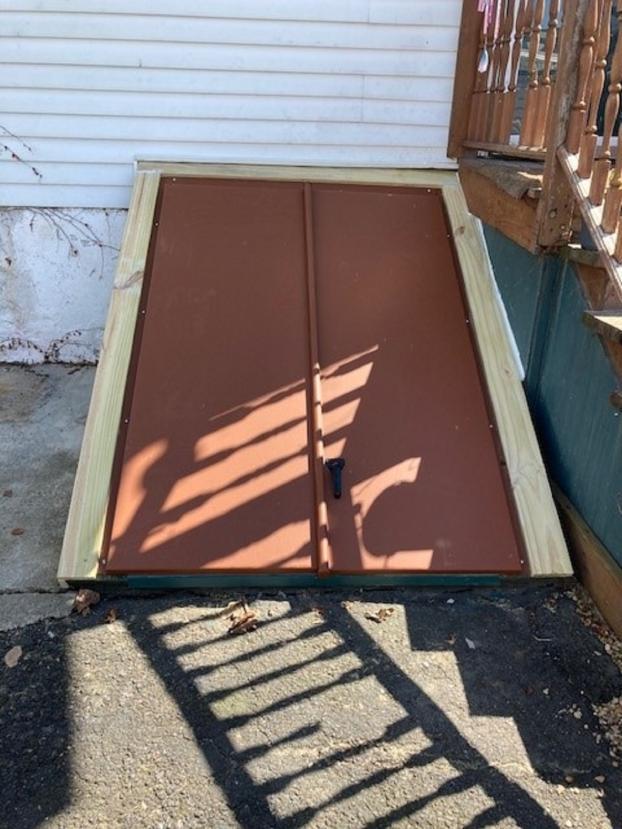 Ace Handyman Services Wilkes-Barre and Scranton Bilco Door Installation in Wilkes-Barre