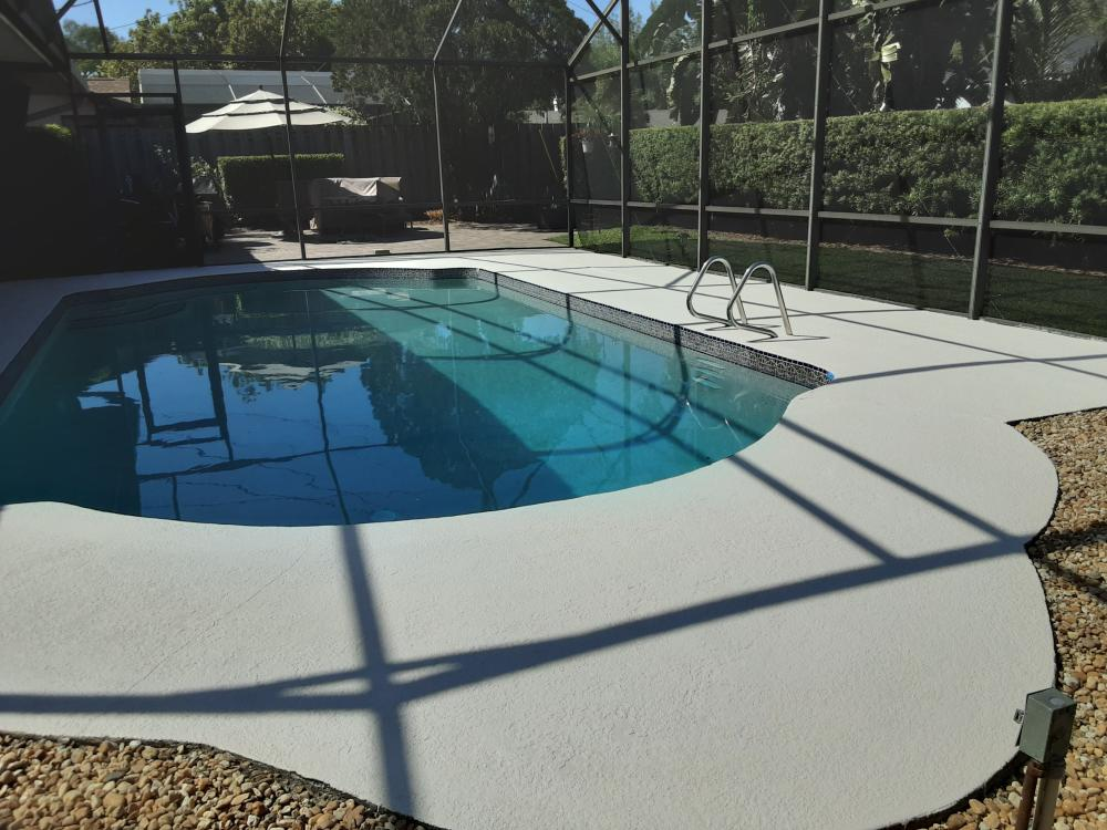 Pool Deck (After)