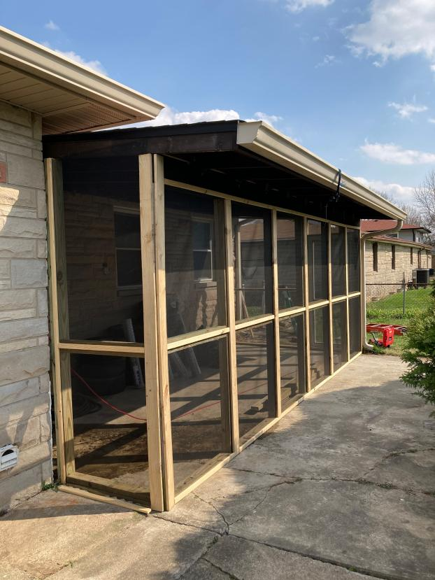 Patio for a Cat is called a Catio - Indianapolis, IN - After