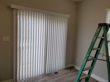 Patio Blinds - No job too small - Cicero, Hamilton County , IN - After