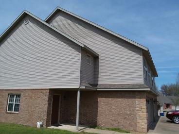 Siding Repairs in Bentonville