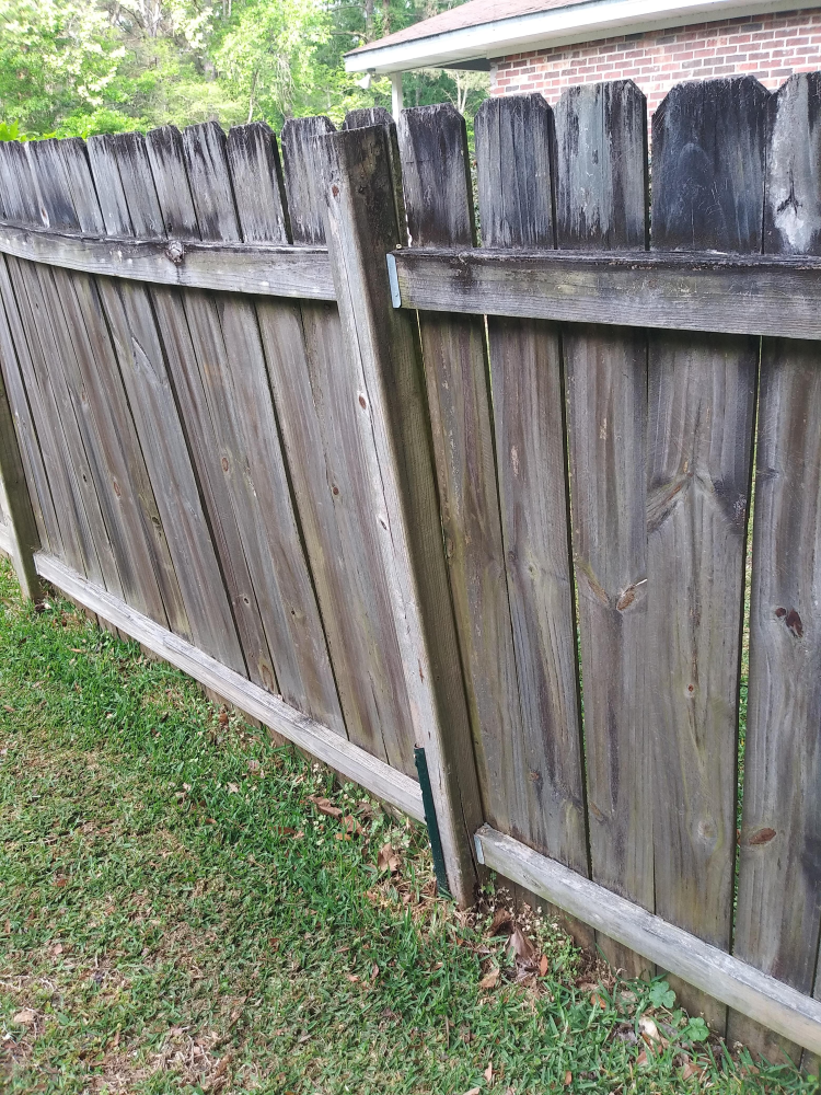 Fence Repair in Tallahassee