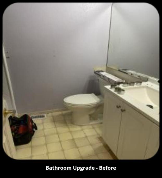 Bathroom Refresh/Upgrade
