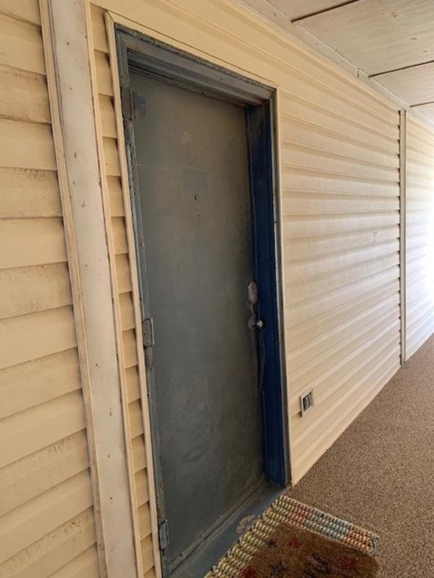 Before Front Door Installation