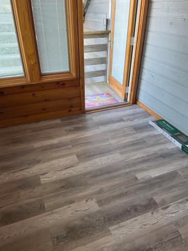Flooring Install