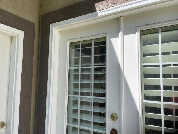 Holladay Door Frame Repair (After)