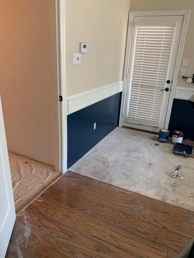 Drywall Repair & Paint