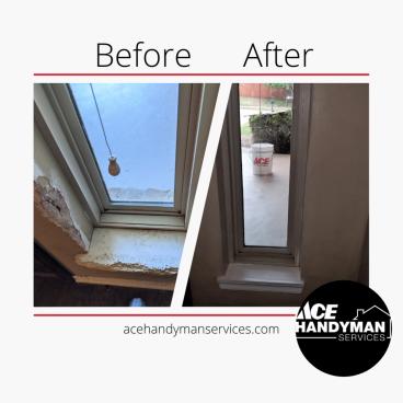 Drywall and Trim Repair